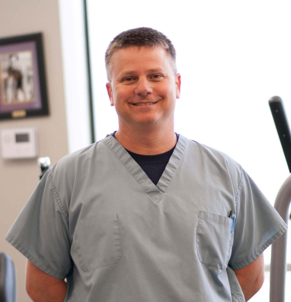 Gary Dragon, Physical Therapist, DPT