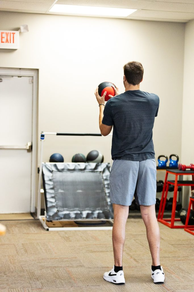 Slidell Physical Therapist specializing in sports injury